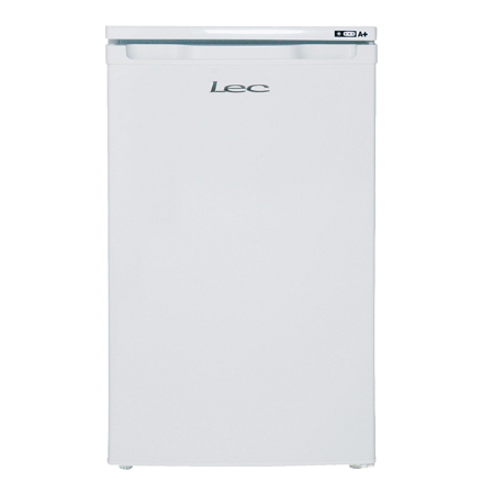 Lec U5010W, 50cm Under counter A+ energy rated 72 ltr Capacity Recessed handle White  444440185