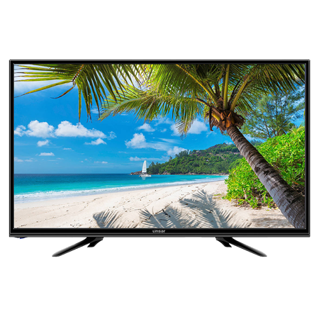 Linsar 24LED325, 24 inch HD Ready LED TV with Freeview & TV/DVD Combi