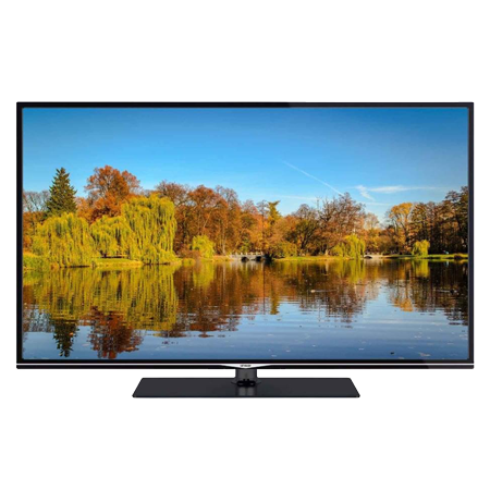 Linsar 49HDR510, 49 inch Smart UHD 4k LED TV Black with Freeview HD