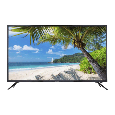Linsar 50UHD520, 50 inch Ultra HD 4K LED TV with Freeview HD