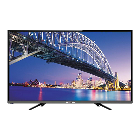 Linsar DG320H, 32 inch LED HD Ready Freeview SD TV - Black