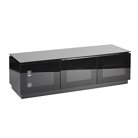 MMT MMTD1500, Black Gloss TV Cabinet for TVs up to 65 inch