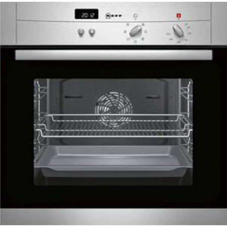 NEFF B12S53N3GB, Single Electric Oven with 67 Litre Capacity & A Rated Energy Efficiency