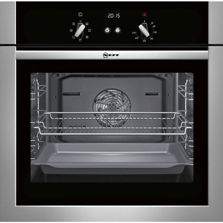 NEFF B14M42N5, Fan Assisted Multifunction Electric Oven