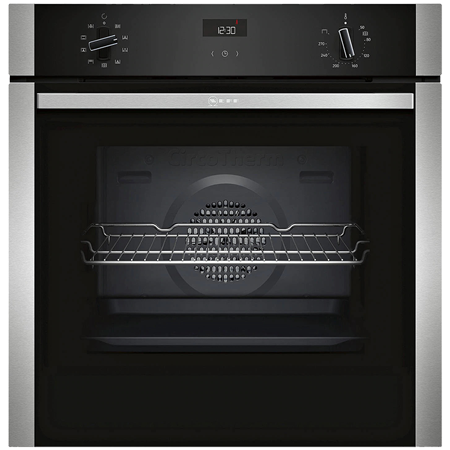 NEFF B1ACE4HN0B, Single cavity built in electric oven