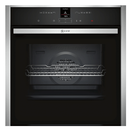 NEFF B27CR22N1B, Fan Assisted Multifunction Electric Oven