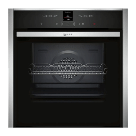 NEFF B47CR32N0B, Fan Assisted Multifunction Electric Oven Stainless Steel