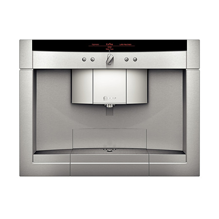 NEFF C77V60N2GB, Series 5 Built-In Fully automatic bean-to-cup coffee centre - Stainless steel.Ex-Display