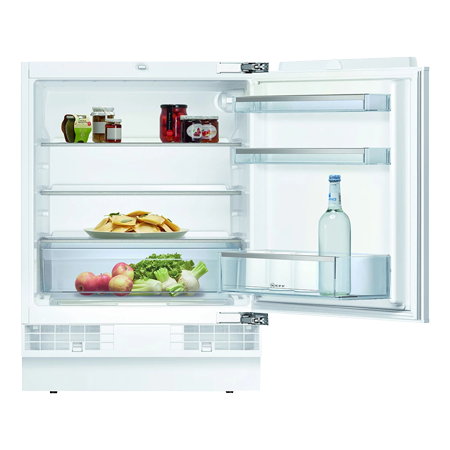 NEFF K4316XFF0G, 60cm wide Built Under Fridge with Automatic defrost, A++ Energy Rated