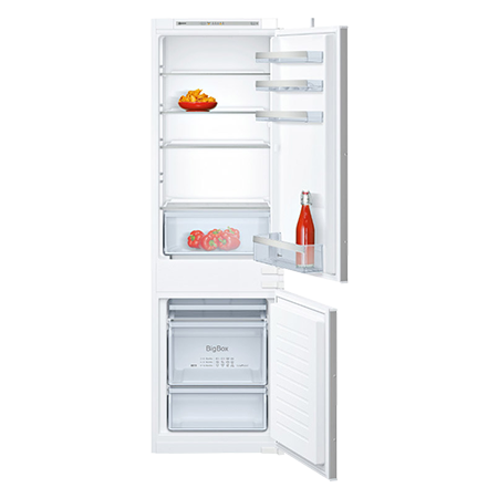 NEFF KI5862S30G, Integrated 60/40 Slider Fridge Freezer with A++ Energy Rating.Ex-Display Model