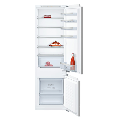 NEFF KI5872F30G, Built-In Low Frost Fridge Freezer with A++ Energy Rating