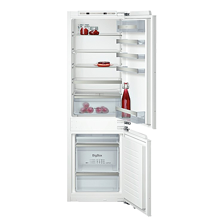 NEFF KI6863F30G, Built-In Low Frost Fridge Freezer. Ex-Display Model