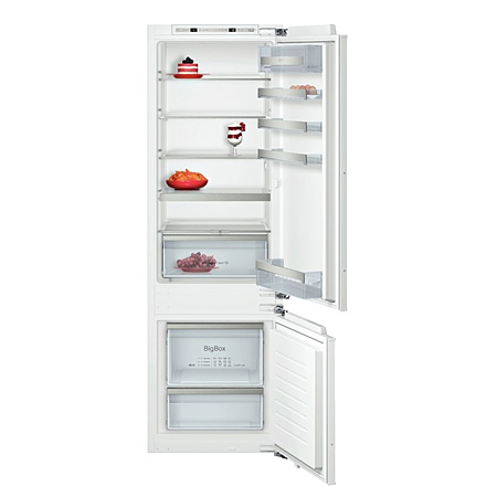 NEFF KI6873F30G, Built-In Low Frost Fridge Freezer