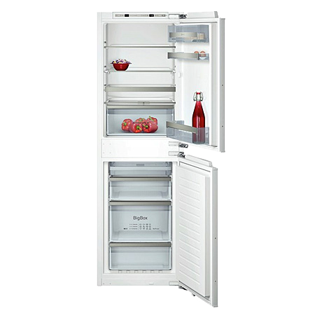 NEFF KI7853D30G, Built-In Frost Free Fridge Freezer with A++ Energy Rating