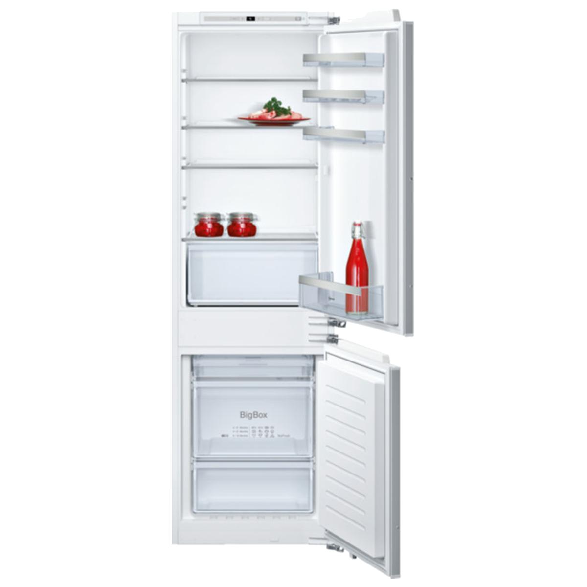 NEFF KI7862F30G, Built-In Frost Free Fridge Freezer