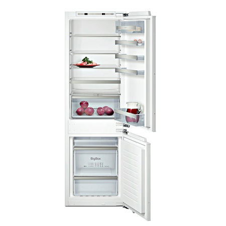 NEFF KI7863D30G, Built-In Frost Free Fridge Freezer with A++ Energy Rating