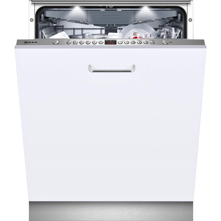 NEFF S513M60X1G, Dishwasher in Stainless Steel with 14 place settings and A++ Energy Rating