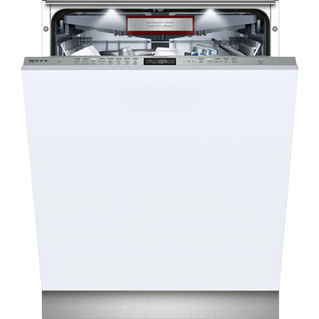 NEFF S515T80D0G, Dishwasher with 14 place settings and A+++ Energy rating.Ex-Display Model