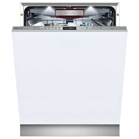 NEFF S515T80D1G, Integrated Dishwasher in white with A+ Energy Rating