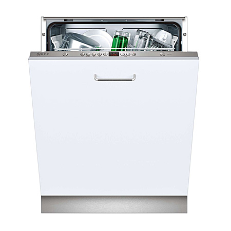 NEFF S51L53X0GB, Dishwasher Inox