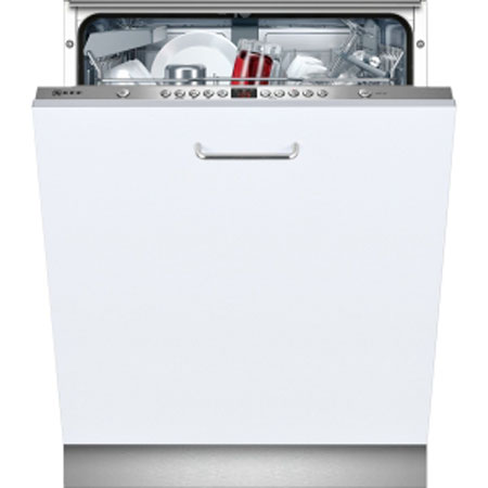 NEFF S51M53X3GB, Built-in Dishwasher with Button Controls