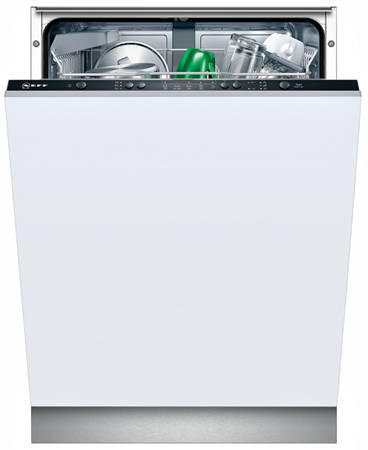 NEFF S52E50X1GB, Series 3 Fully Integrated Dishwasher.Ex-Display