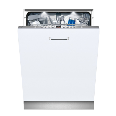 NEFF S72M66X1GB, 60cm Stainless steel Built In Dishwasher with A++ Energy Rating.Ex-Display