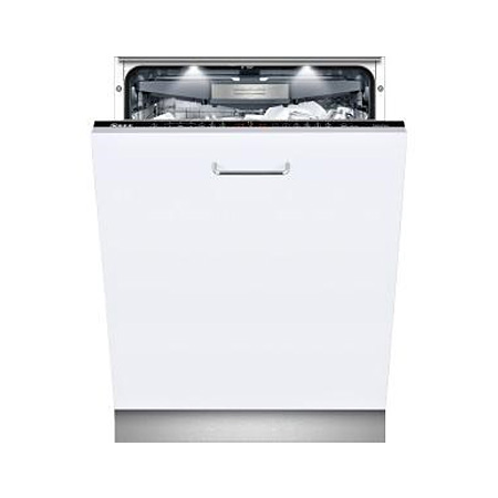 NEFF S72T69X3GB, Fully-Integrated 60CM Dishwasher with Touch Controls