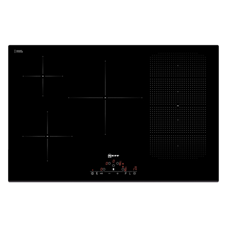 NEFF T51D86X2, 80cm 3 ZoneFlexInduction Induction Hob