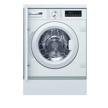 NEFF W544BX0GB, Built-In 81.8x59.6x57.4 8kg 1400rpm Washing Machine White