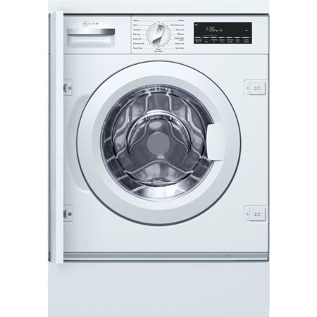 NEFF W544BX0GB, Built-In 8kg 1400rpm Washing Machine White.