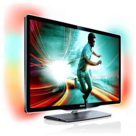 philips 40pfl8606t 40 smart 3d led tv with ambilight. Black Bedroom Furniture Sets. Home Design Ideas
