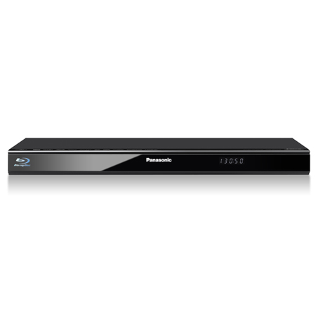 Panasonic DMPBDT120EB, Full HD 3D Blu-Ray Disc Player, MultiRegion