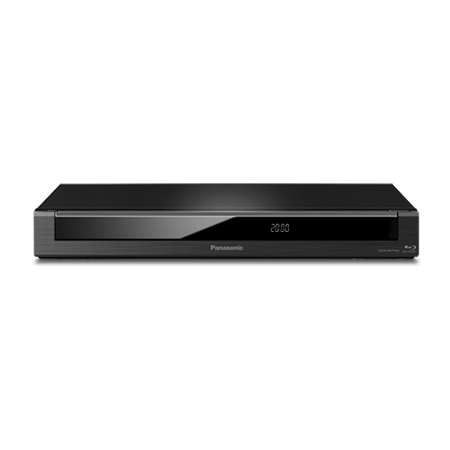 Panasonic DMRBWT740EB9, Blu-Ray Disc & 1TB Hard Disk Recorder with Twin Freeview HD Tuner & 4K Upscaling