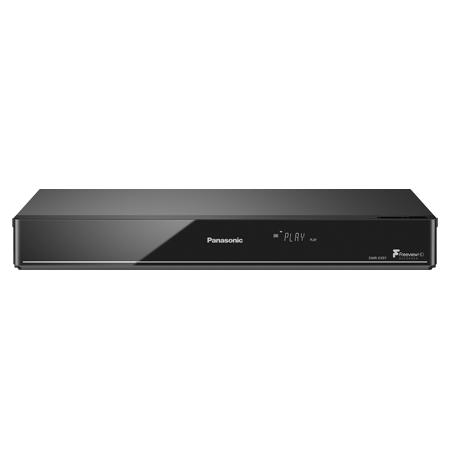 Panasonic DMREX97EBK, DVD Freeview HD HDD Recorder - 500 GB