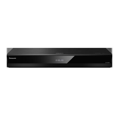 Panasonic DPUB320EBK, 4K Ultra HD Blu-Ray Player with Dolby Digital Plus