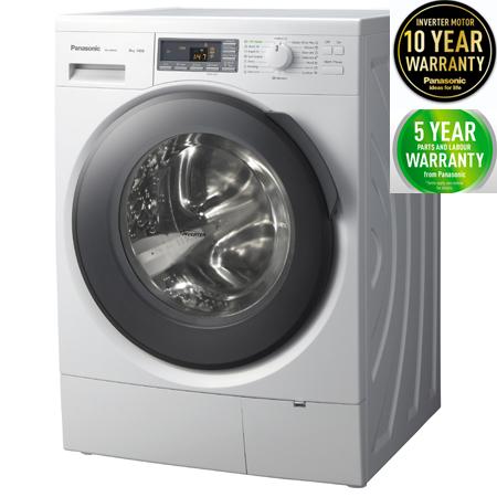 Panasonic NA148VG3WGB 8kg Fully Automatic Washing Machine