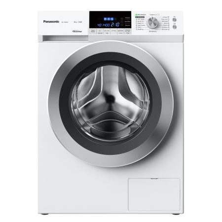 Panasonic NA148XR1WGB, 8kg Washing Machine with 1400RPM and A+++  Energy Rating. Ex-Display Model