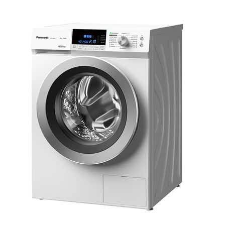 Panasonic NA148XS1WGB, 8kg Washing Machine with 1400RPM and A+++ Rated Energy Rating