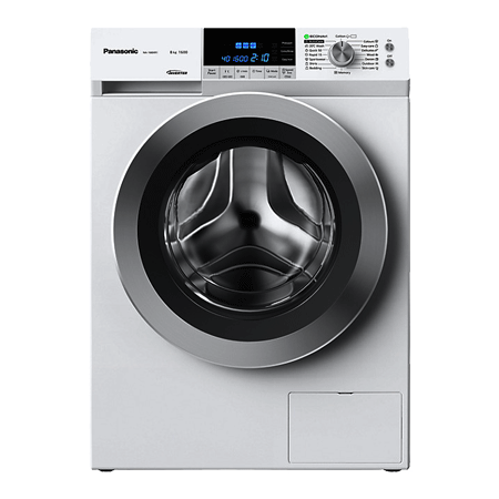 Panasonic NA168XR1WGB, 8kg Washing Machine.Ex-Display