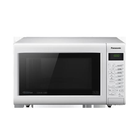 Panasonic NNCT555WBPQ, 27L Slimline Combination Microwave Oven
