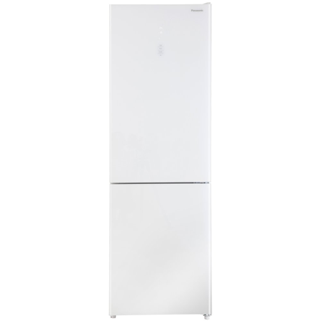 Panasonic NRBN30QGWB, 301 litre Fridge Freezer with No Frost in White with A+ Energy Rating