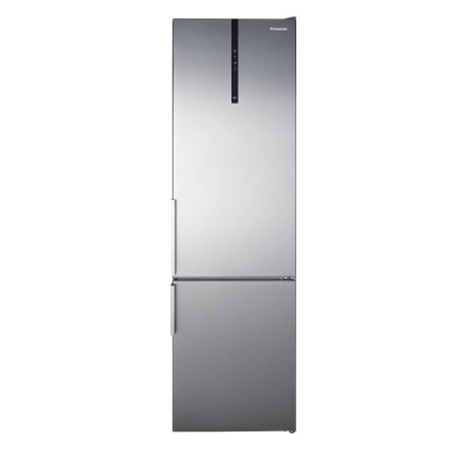 Panasonic NRBN34AX2B, Fridge Freezer with No Frost in Stainless Steel with A++ Rated Energy Rating