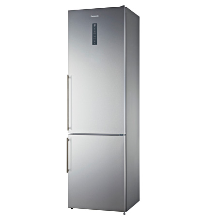 Panasonic NRBN34FX1B, Frost Free Stainless Steel Fridge Freezer  with & A++ Energy Rating