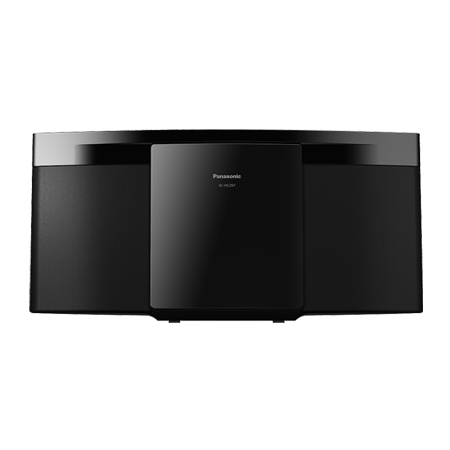 Panasonic SCHC297EBK, Bluetooth Compact Hi Fi System with Dab Radio