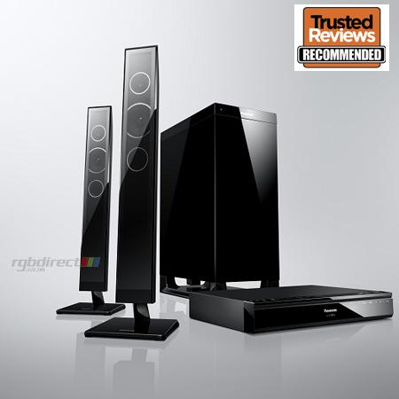 SCHTB550EBK, Wireless Sound Bar Home Cinema System with Split Design