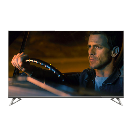 Panasonic TX50DX700B, 50 Ultra HD 4K HDR Smart LED TV with Freeview Play