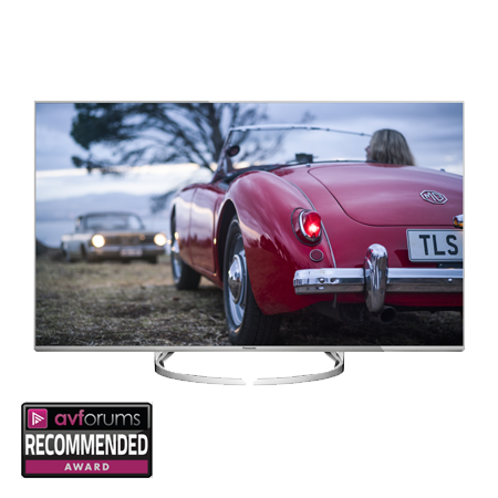 Panasonic TX50DX750B, 50 Ultra HD 4K Pro Smart 3D LED TV.Ex-Display