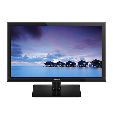 Panasonic TX24CS500B, 24 HD Ready LED TV Black with Freeview HD