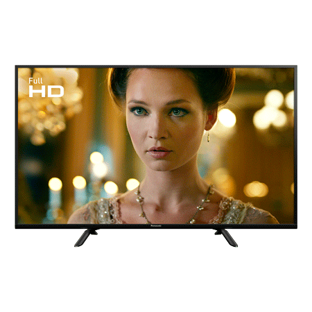 Panasonic TX40ES400B, 40 Smart Full HD LED TV with Freeview